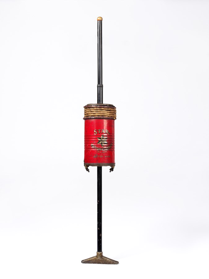 Star vacuum cleaner 1910–1938. Object number 28/1971