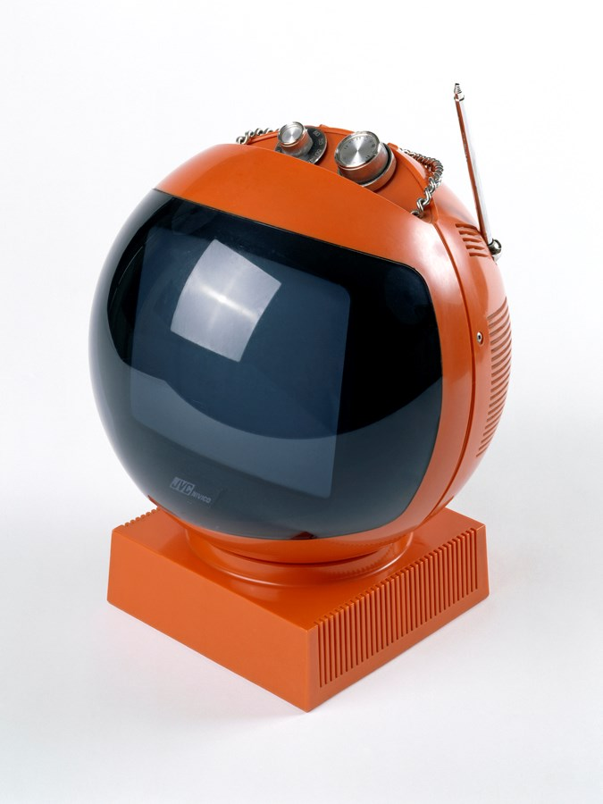 JVC Videosphere, c.1970. Object number 147/1996